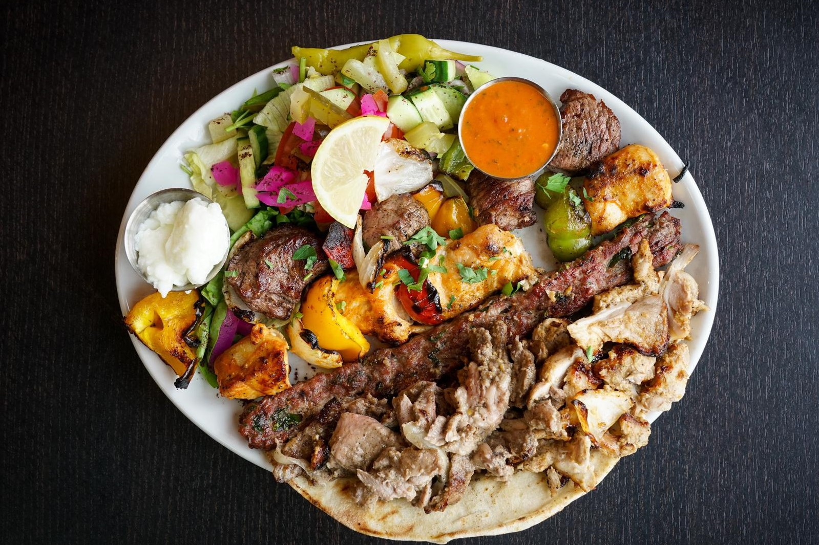 Delicious Turkish Food…